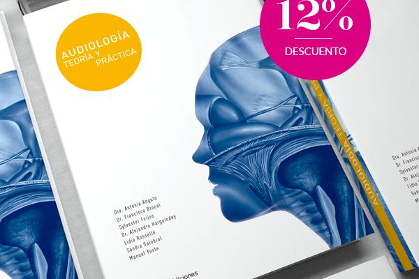 12 % Descuento Audiología Teoría y Práctica
